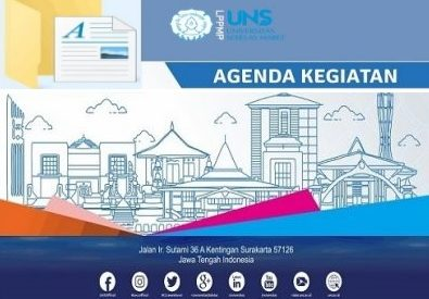 Click to View Agenda Kegiatan LPPMP - UNS