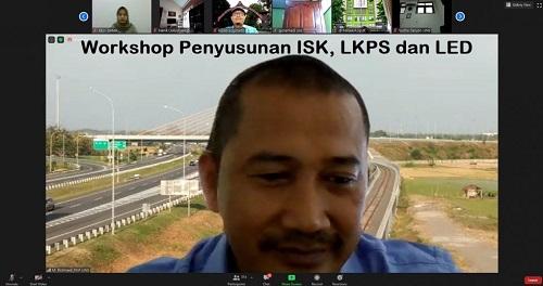 """Kegiatan """" Workshop Penyusunan ISK, LKPS dan LED """""""
